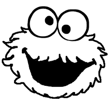 Small Picture Cookie Monster Coloring Pages Free coloring pages for kids Art