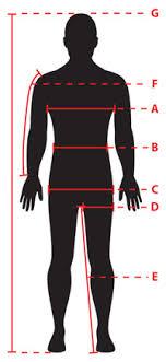 Measurements Mens Suits Chart Size Guide Alpinestars