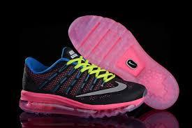 purple nike running shoes for girls. nike air max 2016 womens running shoe black purple pink shoes for girls
