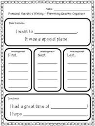 writing  student and graphic organizers on pinterest