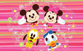 Mickey Mouse Wallpaper For Bedroom Classic Minnie Mouse Wallpaper