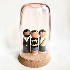 make a mini glass cloche bell jar