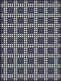 Double Irish Chain Quilt Pattern: Easy Quilt Block, Easy Quilt Pattern & Double Irish Chain Quilt Pattern - horizontal set Adamdwight.com