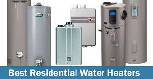 Best Water Heaters For Residential Use Water Heater Hub