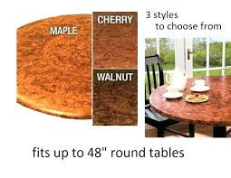 48 inch round vinyl tablecloth inch round vinyl tablecloth best round fitted vinyl table covers
