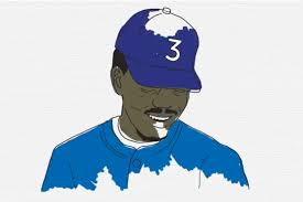 First Listen Tweets Coloring Book By Chance The Rapper Not Part