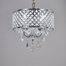 broadway silver classic crystal chandeliers modern lamps pendant light ceiling