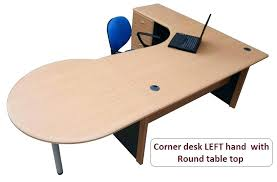 left corner desk desk round corner desk curved corner desk glass office furniture quality desks drawers