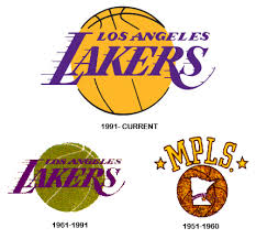 Please click on images to enlarge. Lakers Logo Design And History Of Lakers Logo