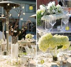 Outstanding Outside Wedding Centerpieces Wedding Outside Wedding  Centerpieces