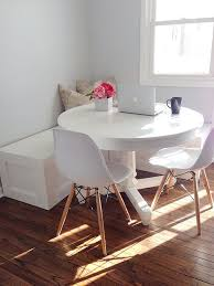 Best 25 Homemade Kitchen Tables Ideas On Pinterest  Farmhouse Small Kitchen Table Pinterest