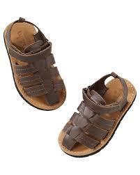 Boys Designer Sandals Oshkosh Fisherman Sandals Baby Sandals Baby Boy Shoes