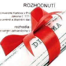 Правила нострификации Пражский Телеграф Нострификация диплома