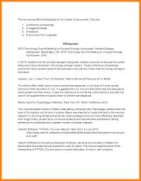 of mla format essay example of mla format essay