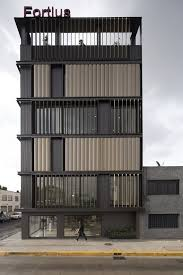 office building facades. Gallery Of Renovation México Fortius Office Building / ERREqERRE Arquitectura Y Urbanismo - 7 Facades