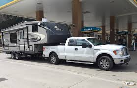 Can a Half-Ton Pickup Truck Tow a 5th Wheel RV Trailer? - The Fast ...