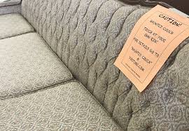 Cursed couch captures customers attention in Waco Texas