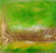 Grün Gold Galerie Gemälde Bilderrahmen Kunsthandlung