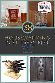 38 good housewarming gift ideas for men guys