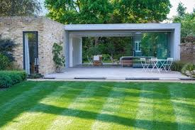 Small Picture Modern Concrete Patio Patio and decking design houseandgarden