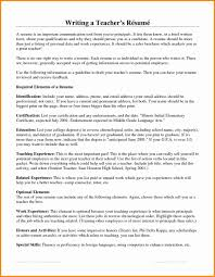 Resume Template Attractive Brilliant Ideas Of Firstar Teacher