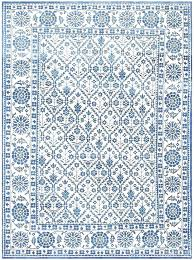 white oriental rug blue and strikingly at rugs off white oriental rug
