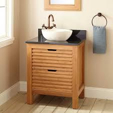 bamboo vanity bathroom. 24\ Bamboo Vanity Bathroom O