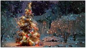 Christmas Screensavers for Windows 7 | Have a beautiful Christmas tree on  your desktop to bring