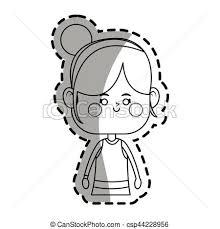 Kawaii 女の子 アイコン