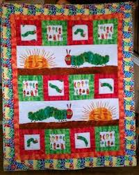 Very Hungry Caterpillar! I want this quilt! | GRAND Niece~ SUSIE ... & Very Hungry Caterpillar! I want this quilt! | GRAND Niece~ SUSIE~ Ideas~  The Very Hungry Caterpillar~~~ | Pinterest | Hungry caterpillar, Book quilt  and ... Adamdwight.com