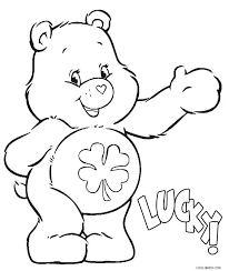 Bears to color printable pages. Care Bears Coloring Pages Printable Care Bears Coloring Pages For Kids Rainbow Bear Page Onlin Bear Coloring Pages Cartoon Coloring Pages Disney Coloring Pages