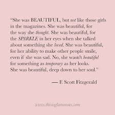 F Scott Fitzgerald Love Quote