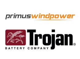 multimedia trojan battery company smartcardon logo homer trojan trojan battery primus wind power