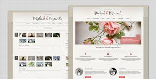 Wedding Wordpress Theme 20 Best Wordpress Wedding Themes Designmaz