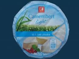 Camembert fett
