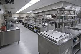 Designing A Commercial Kitchen Designing The Kitchen Space
