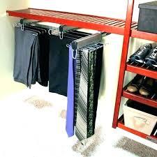 closet tie rack organizers closetmaid sliding tie and belt rack organizers organizer best over closet organizers closet tie rack
