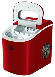 table top ice makers modern kitchen with igloo portable ice maker red color 2 ice cube
