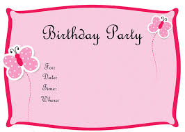 printable kid birthday cards free printable girl birthday party invitations free printable girls