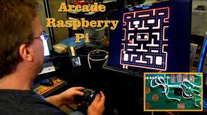 Raspberry Pi Game Cabinet Joystick Modification For Raspberry Pi Interface Mini Mame