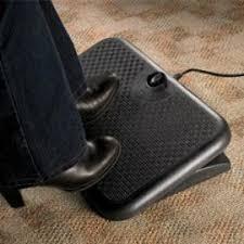 heated indoor mats. heated ergonomic footrest indoor mats