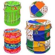 <b>Корзина для игрушек</b> M 1185 ТКАНЬ <b>3</b> вида купить в Киеве и ...