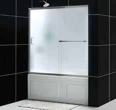 bathtub sliding doors infinity plus tub door with tub frosted glass bathtub sliding doors with mirror