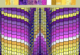 Nancy Ludwig uses Bargello Designer and a graphic program for her ... & Take Flight as seen in Bargello Designer 32. Real Cloth Quilt Adamdwight.com