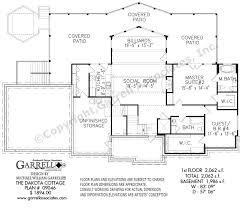 Basement Designs Plans Delectable Dakota Cottage House Plan House Plans By Garrell Associates Inc