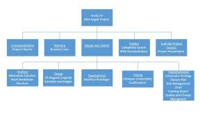 Deliverable Structure Chart Project Scope Analysis Tsr Consulting Project