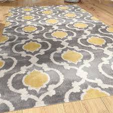 yellow and gray area rug andover mills melrose gray area rug reviews wayfair shuff gray yellow