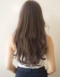 髪型ゆるウエーブaラインロング強めパーマ ヘアカタログ