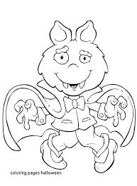 Halloween Monster Coloring Pages Cute Monster Coloring Pages