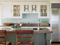 view in gallery pretty pastel in a kitchen feels more modern than you d expect
